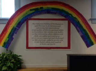 Rainbow and mission statement