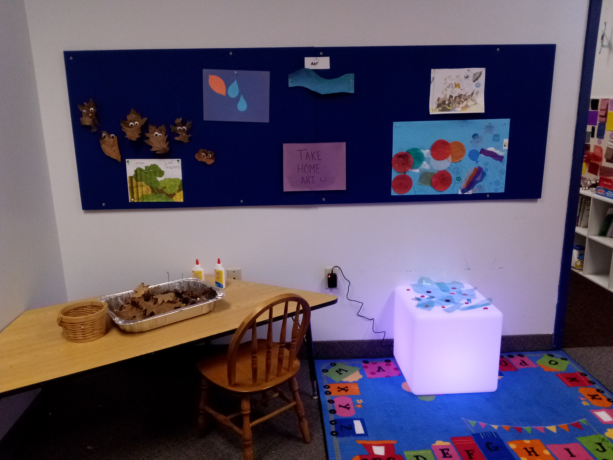 Early childhood room